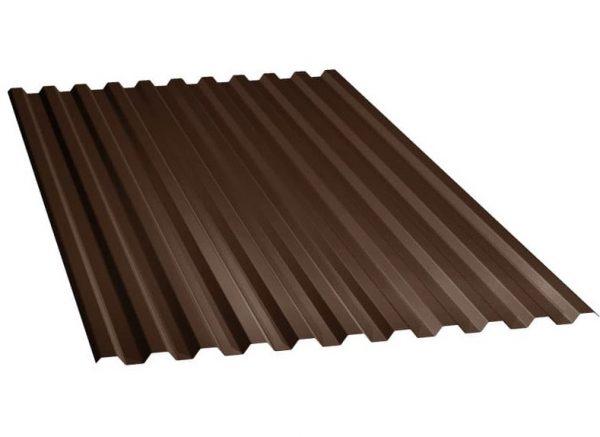 ПС21 коричневый
