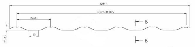 характеристики вилейской волны