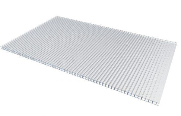 поликарбонат 4 мм прозрачный