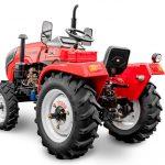 мини трактор Rossel RT-242D