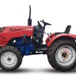 Мини-трактор Rossel RT-244D для домашнего хозяйства