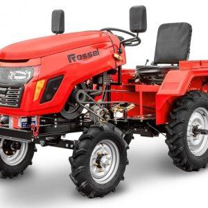 Мини трактор Rossel XT-152D