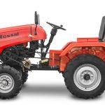 Мини трактор Rossel XT-152D для дома