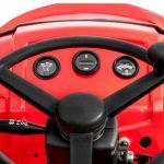 Мини трактор Rossel XT-152D панель приборов