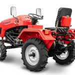 Мини трактор Rossel XT-152D с гидравликойjpg